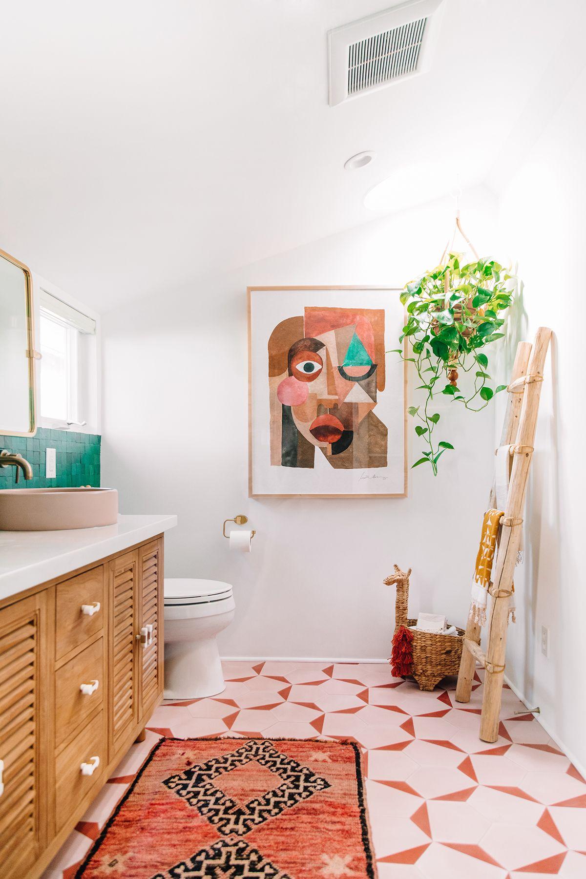Justina Blakeney wall art featured at Studio DIY