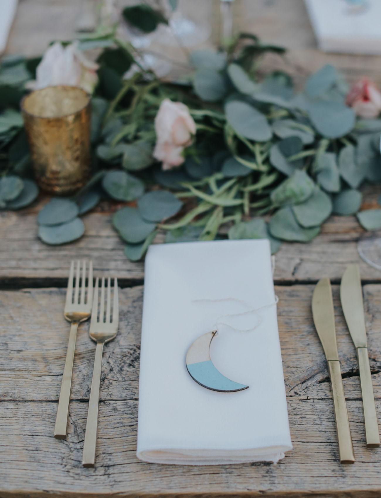 Moon charms by The Great Lakes Goods