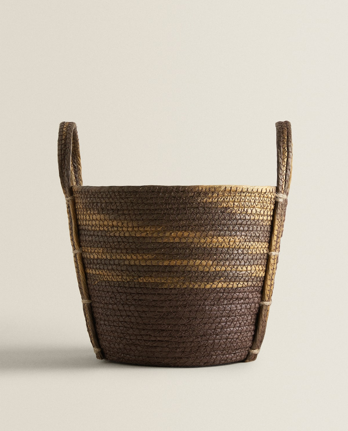 Ombre-style basket from Zara Home