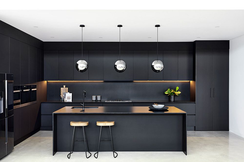 Beautiful Black Kitchens 20 Exquisite Ideas And
