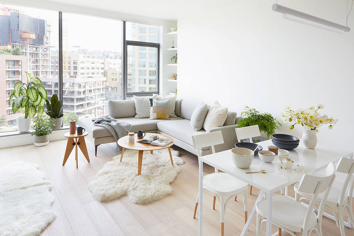 Apartment-living-room-in-white-with-sectional-in-the-corner-75753