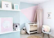 Blocks-of-pastel-pink-and-blue-make-a-big-difference-to-the-backdrop-of-this-modern-nursery-86246-217x155