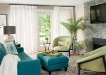 Blue-couch-and-light-green-club-chairs-enliven-the-white-living-room-54125-217x155