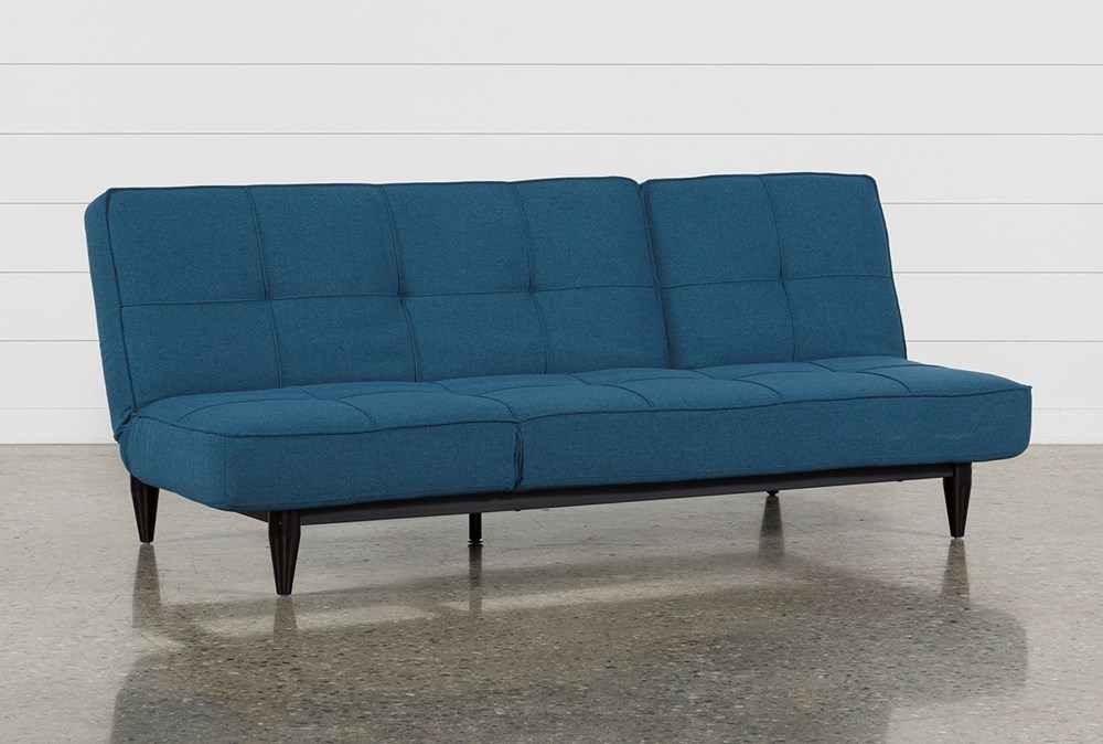 Convertible sofa chaise sleeper from Living Spaces