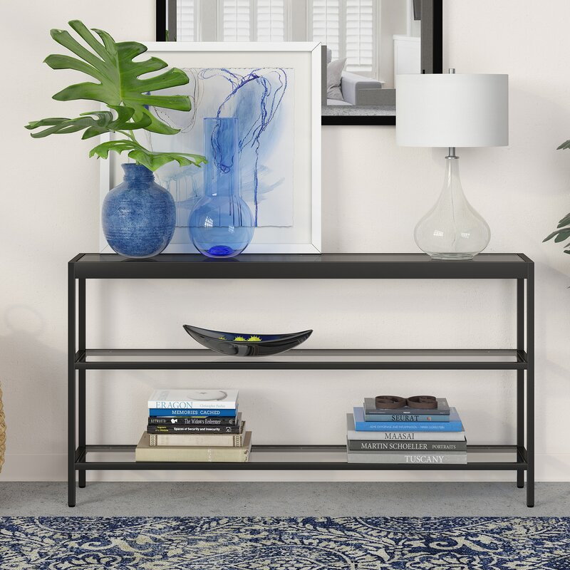 Entryway-table-with-bottom-shelving-22470