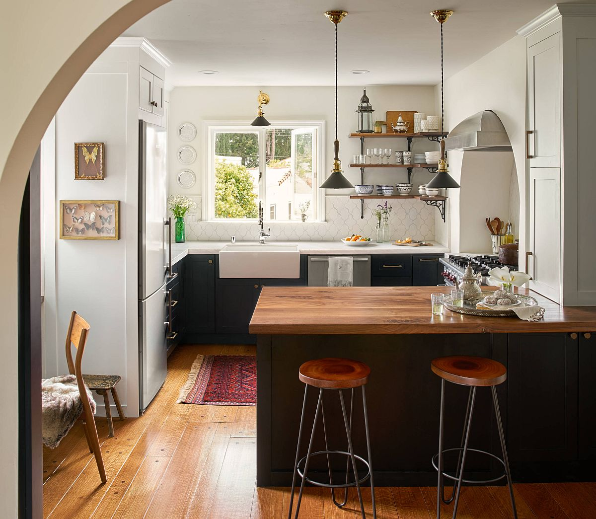 Finding the right stain of wood for your kitchen wooden floor