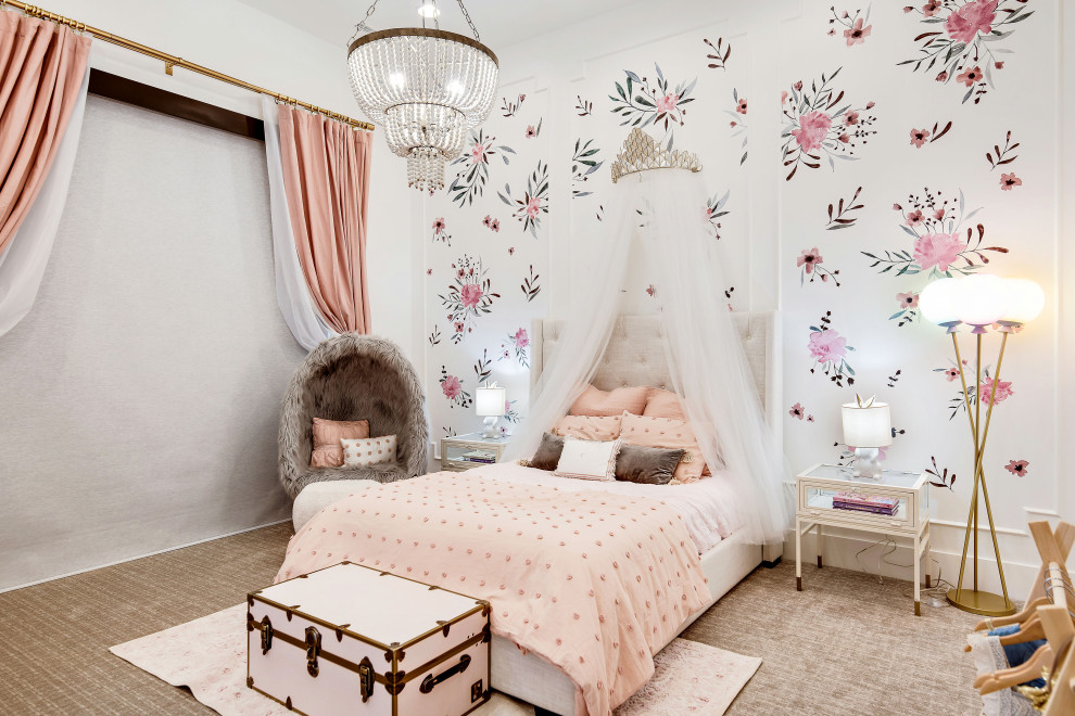 Flowers-pastel-pink-and-whole-lot-of-white-are-perfect-for-the-modern-girls-nursery-76398