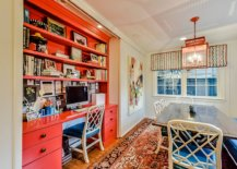 It-is-hard-to-miss-the-bright-orange-work-station-in-this-breakfast-room-49283-217x155