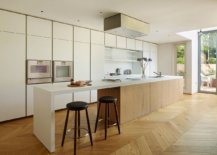 Modern-classic-kitchen-of-London-home-with-cozy-wooden-floor-and-white-walls-and-cabinets-36320-217x155