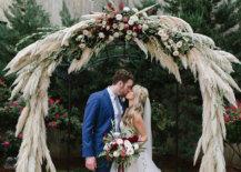 Pampas-grass-arch-at-a-Sunday-brunch-wedding-14338-217x155