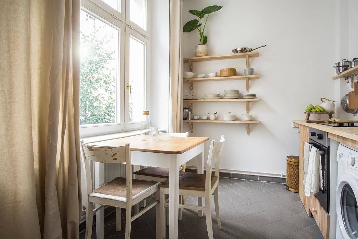 Wood-and-white-kitchen-and-dining-area-with-serene-Scandinavian-style-28897