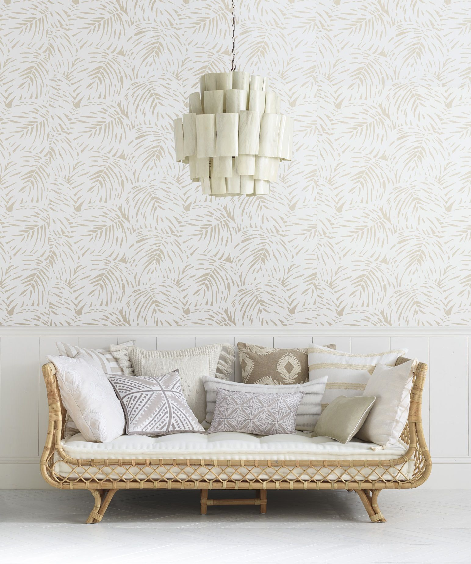 Woven daybed from Serena & Lily