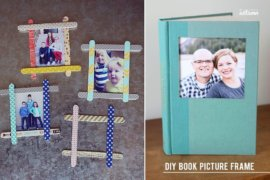 Quarantine Crafting: DIY Picture Frames that are Super-Easy to Craft