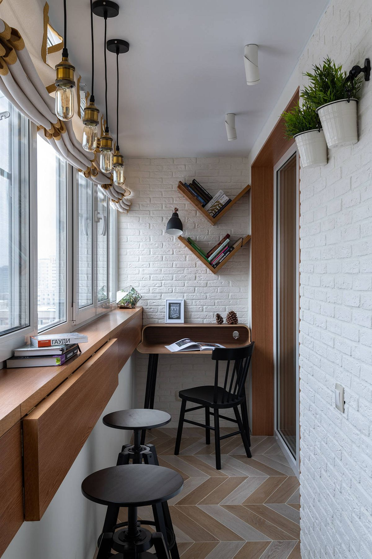 Putting The Small Balcony To Good Use 20 Innovative Ideas To Maximize Space