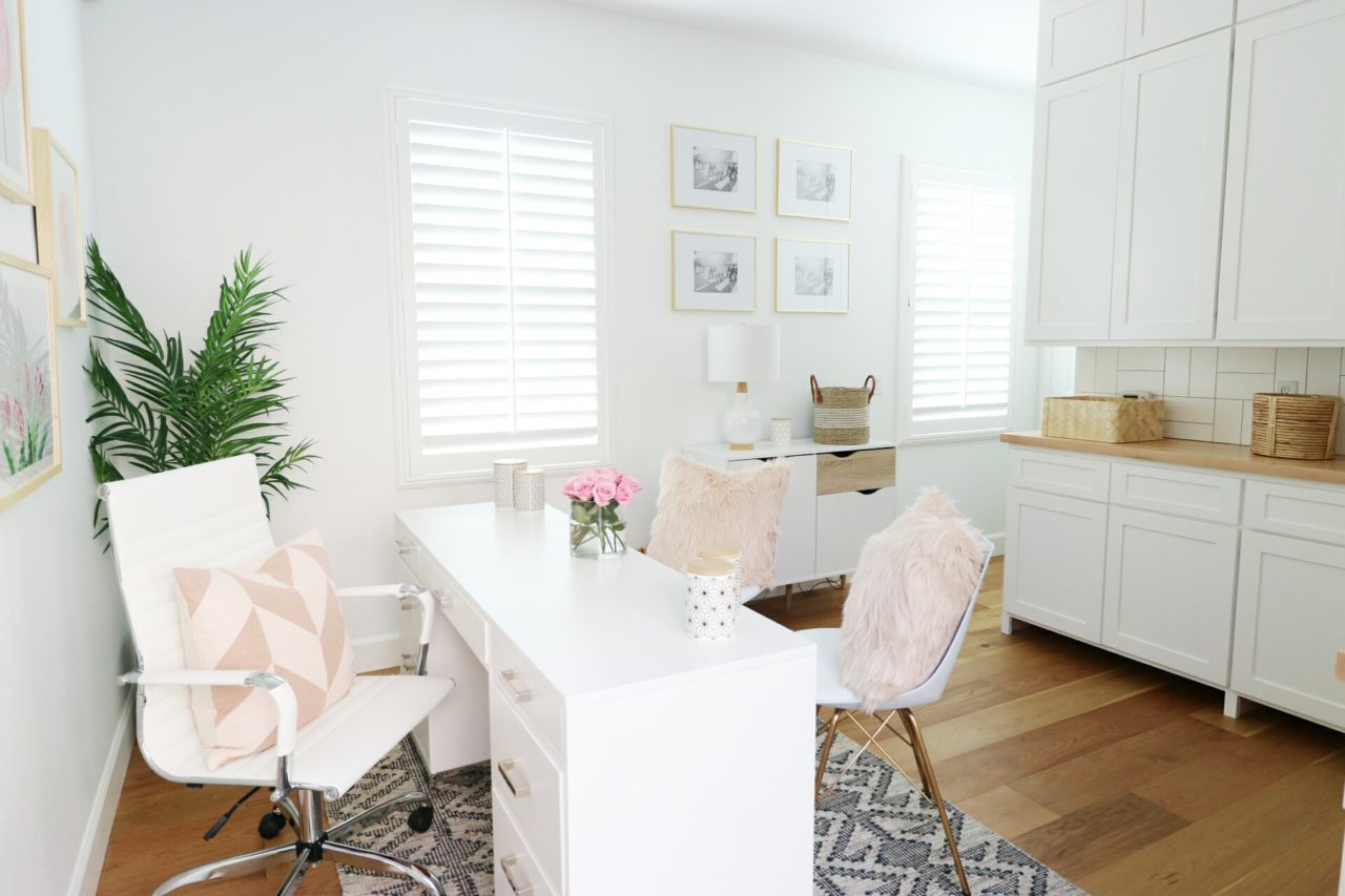 Home office design from House Becomes Home