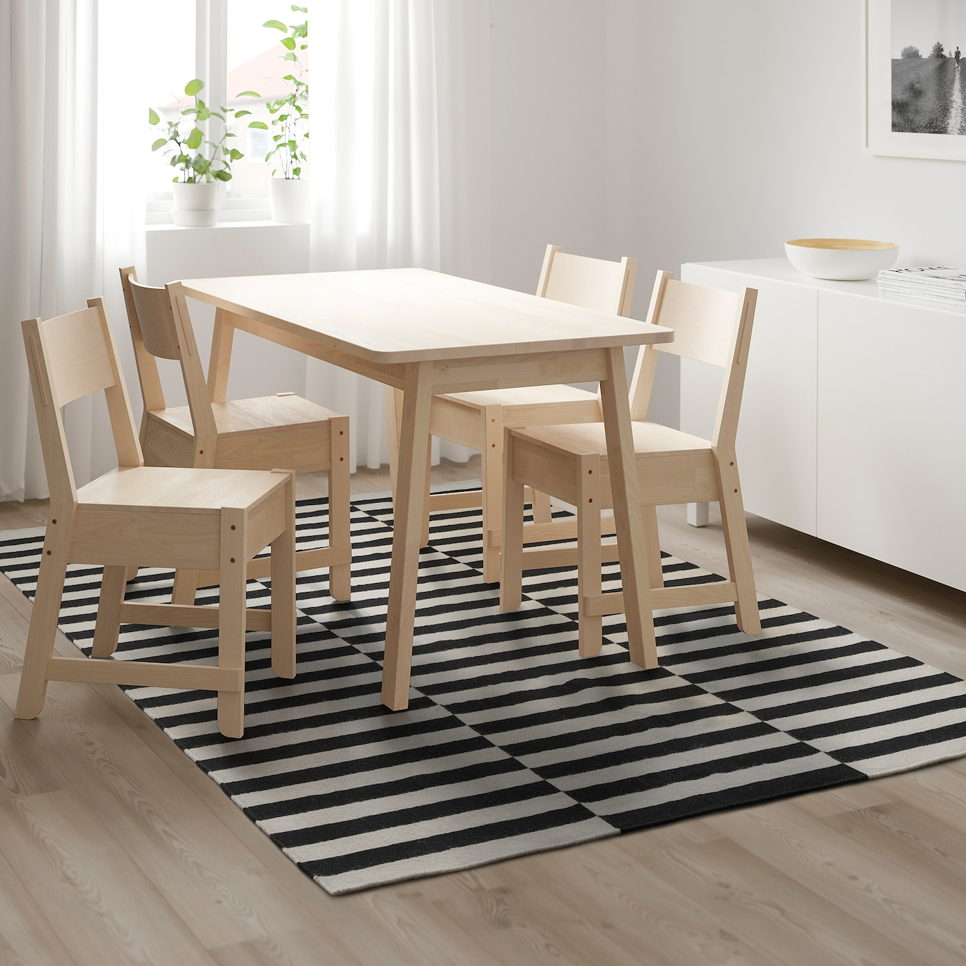 These Versatile IKEA Rugs Have True Design Power