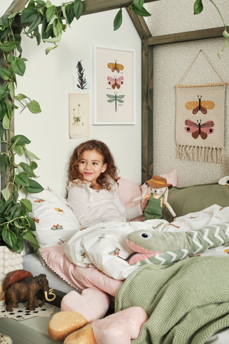 Kids' room style from H&M Home