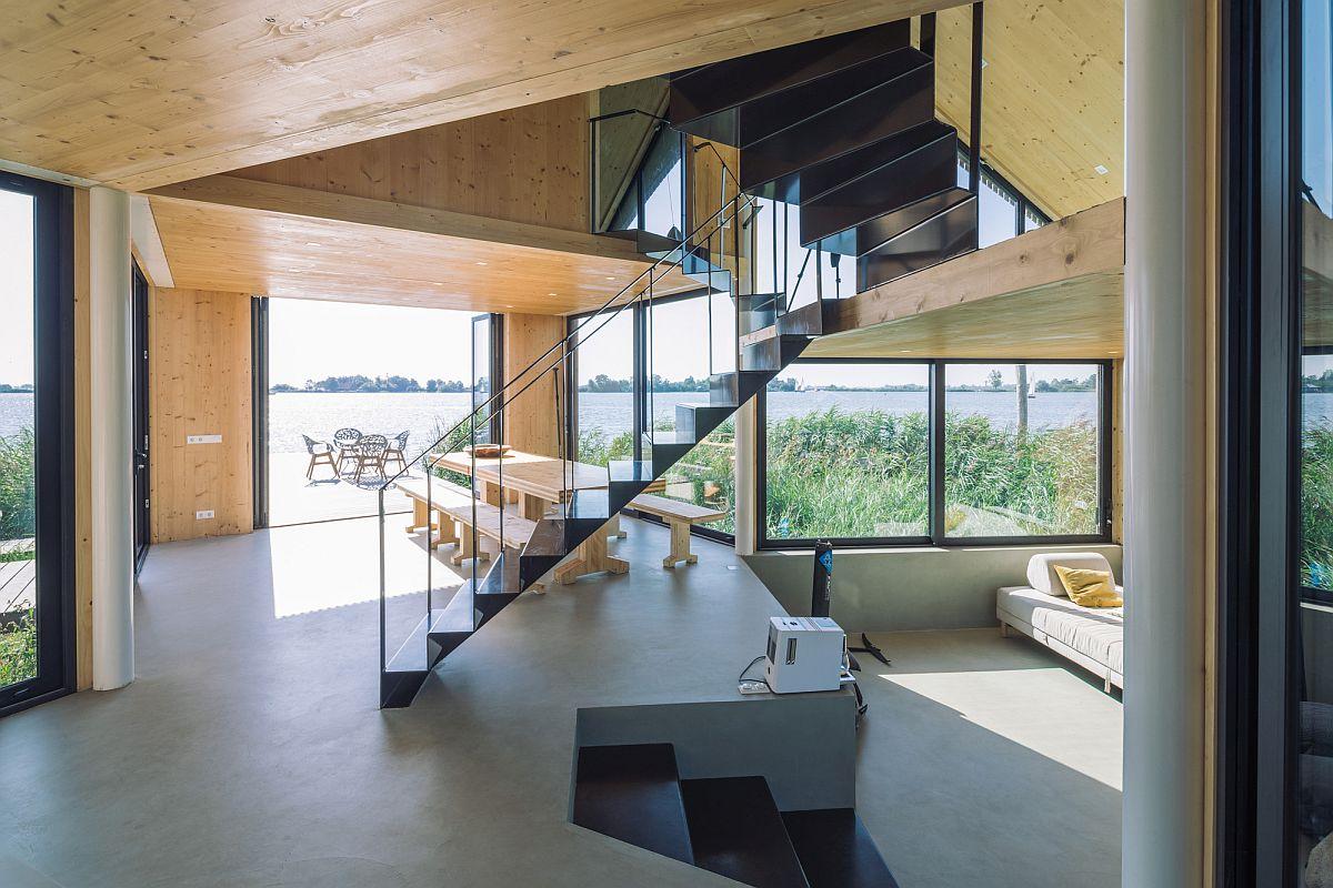 Multi-level-interior-of-the-Caseta-House-in-Netherlands-51234