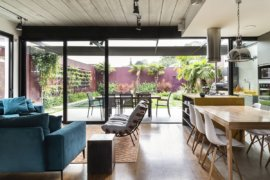 Extending into the Garden: Modern Rio Home Brings Outdoors Inside