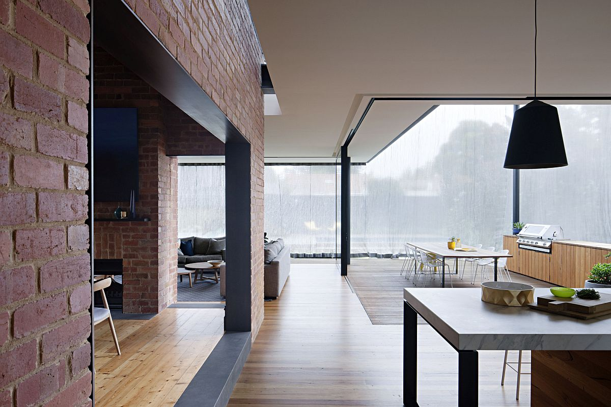 Open-plan-living-area-of-the-house-with-a-revamped-floor-plan-inside-heritage-Aussie-home-91943