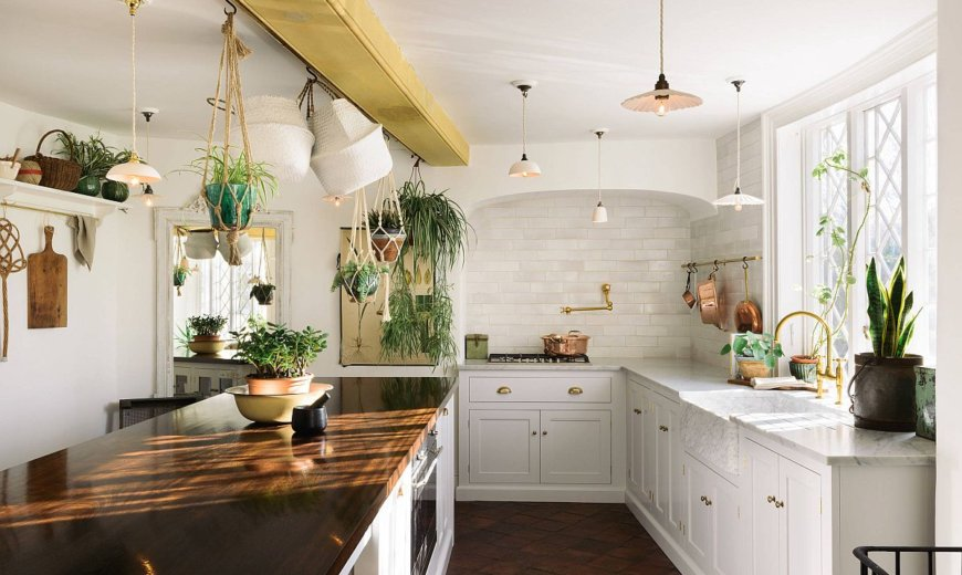 Top Kitchens Trends for Spring 2020: Beautiful Photos and Best Ideas