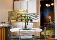 Small-eat-in-eclectic-kitchen-combines-geometric-pattern-with-a-dash-of-color-14546-217x155
