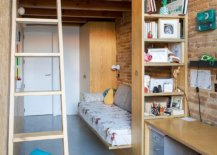 Space-savvy-industrial-style-bedroom-with-brick-walls-concrete-floor-and-a-loft-level-94412-217x155