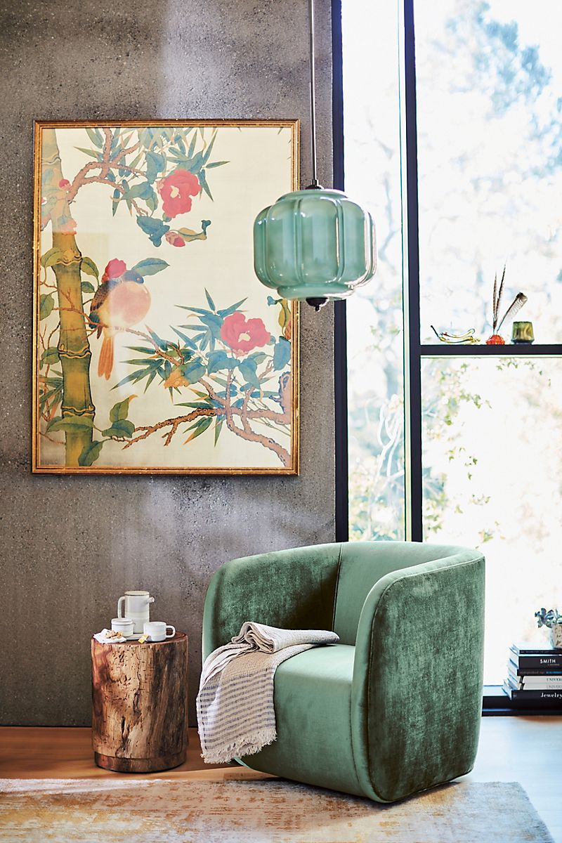 Teal meets neutral tones for a spring palette