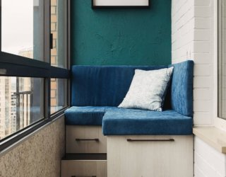 Putting the Small Balcony to Good Use: 20 Innovative Ideas to Maximize Space
