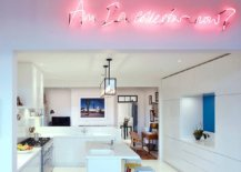 Bright-neon-sign-illuminates-the-kitchen-and-living-area-inside-this-white-Chelsea-apartment-71788-217x155