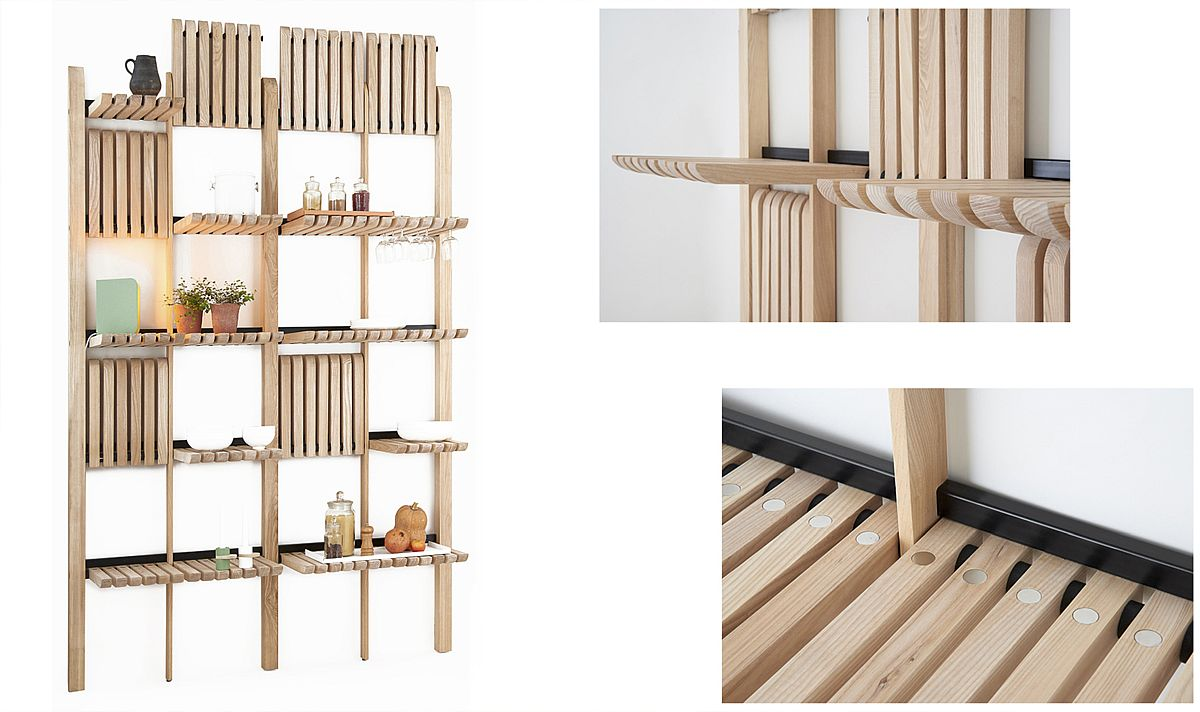 Closer look at the details that shape the GATE modular system