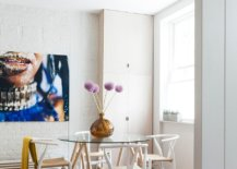 Colorful-wall-art-for-dining-space-with-contemporary-style-inside-London-home-56829-217x155
