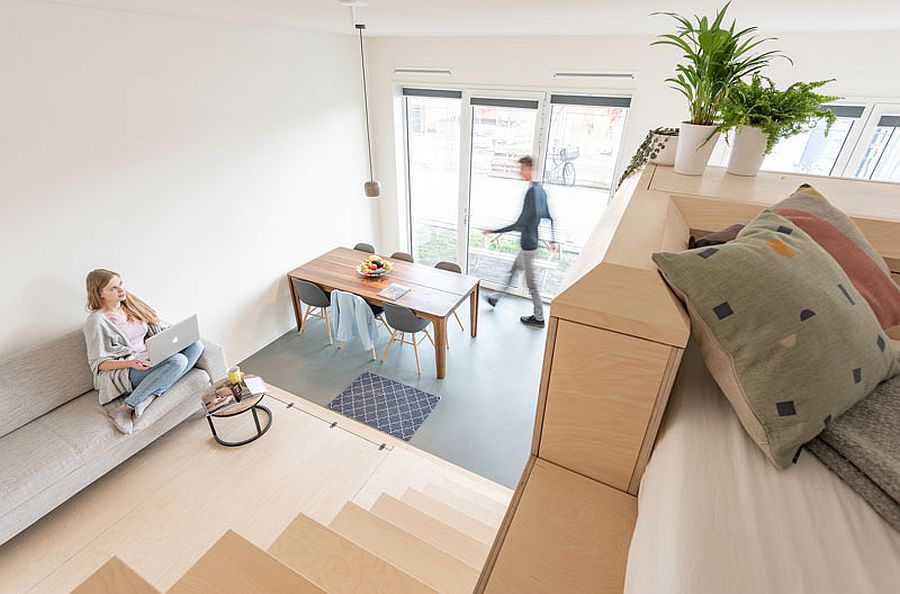 Creating-another-level-for-the-bedroom-saves-space-inside-the-tiny-apartment-86114