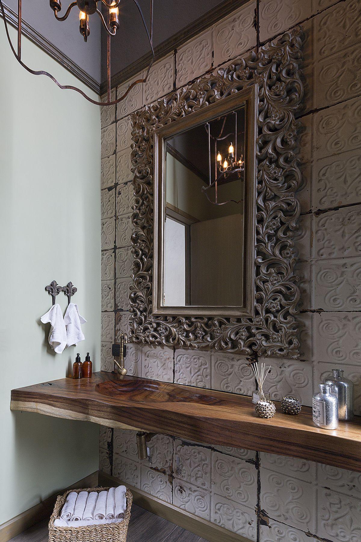 Custom-mirror-frame-and-vaniy-inside-the-rusic-bathroom-89266