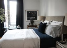Dashing-small-contemporary-bedroom-in-navy-blue-and-white-29245-217x155