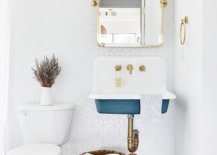 Floor-tile-adds-more-than-just-color-to-this-small-modern-bathroom-in-white-and-blue-85963-217x155
