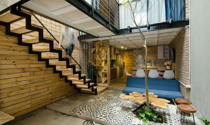 Healthier Lifestyle: Gorgeous Atriums Create a More Cheerful Home