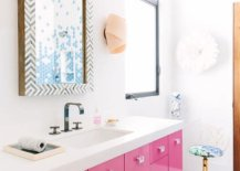 Gorgeous-pink-vanity-with-white-countertop-and-a-bright-lacquered-finish-19860-217x155