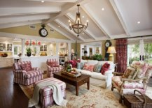 Gorgeous-striped-chairs-in-pink-steal-the-show-in-this-traditional-family-room-44102-217x155