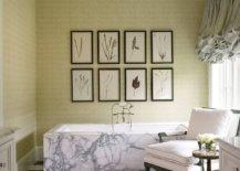 Decorating Your Bathroom Walls 15 Wall Art Ideas That Wow