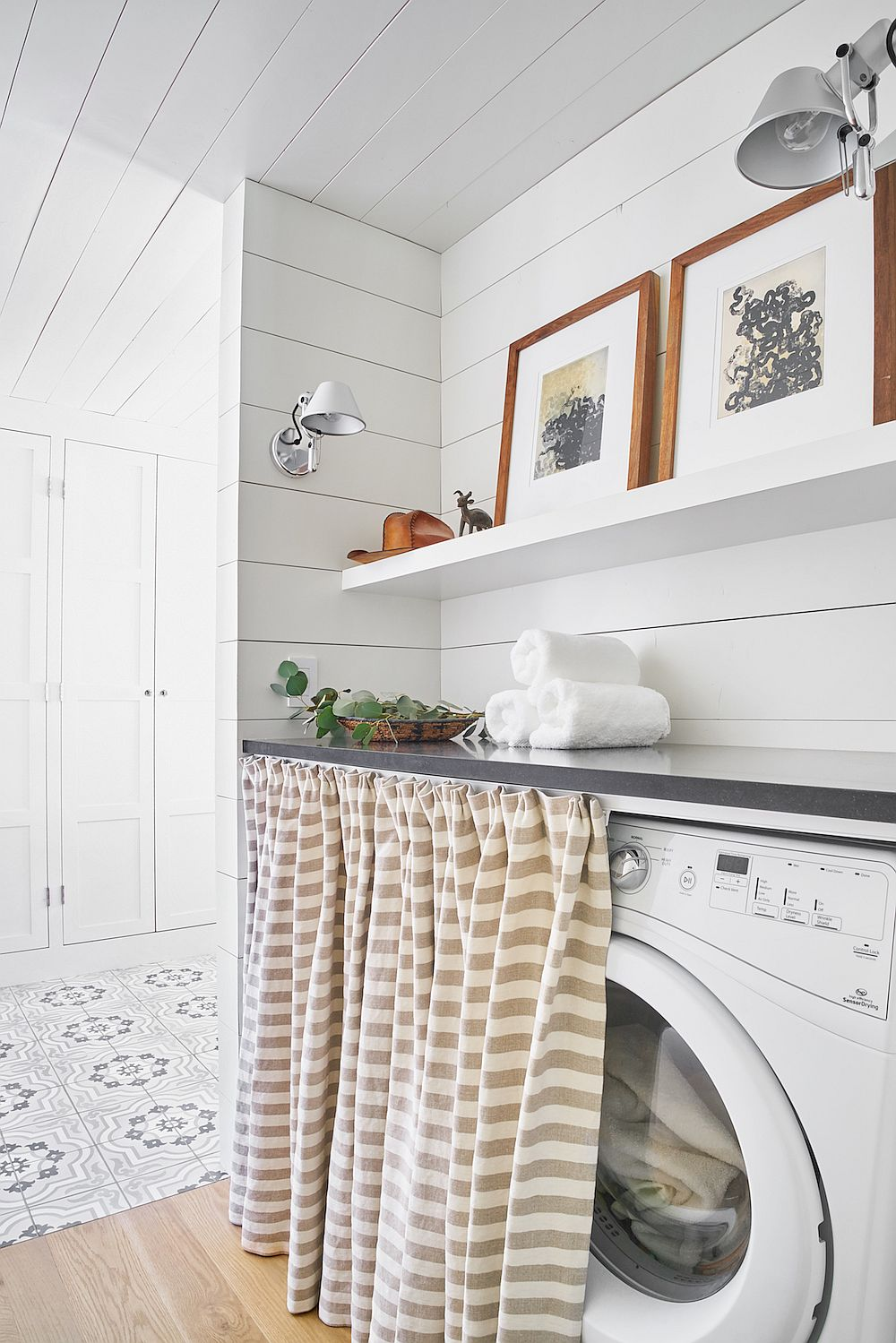 Hide-away-the-laundry-area-when-it-is-not-in-use-with-a-small-curtain-59692