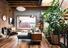 Industrial-style-living-room-where-brick-walls-and-wooden-floor-add-ample-contrast-60512-217x155