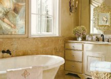Large-wall-art-piece-and-limestone-bring-old-world-English-charm-to-this-Miami-Bathroom-17059-217x155