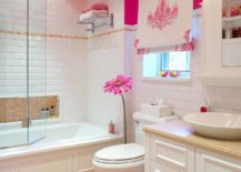 Little-pops-of-pink-accentuate-it-presence-in-this-lovely-modern-white-bathroom-10571-217x155
