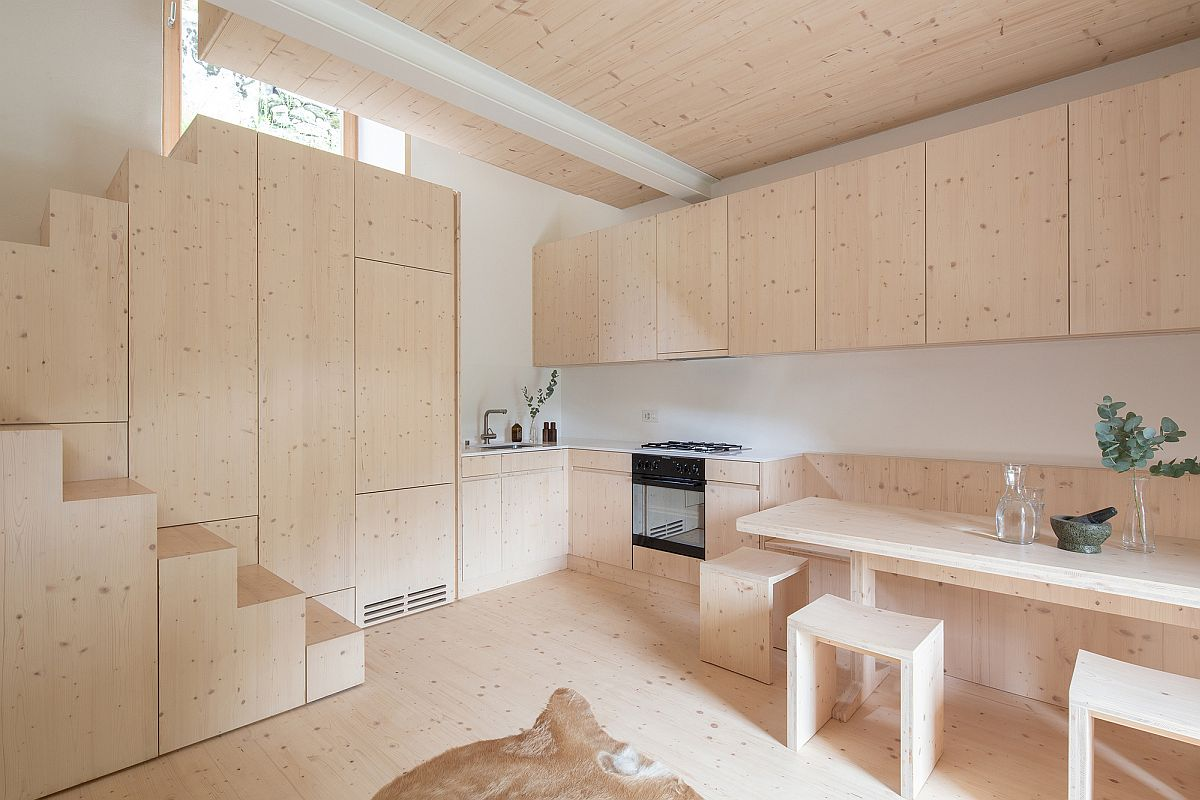 Living-area-kitchen-and-dining-of-sustainable-holiday-house-in-Switzerland-30579