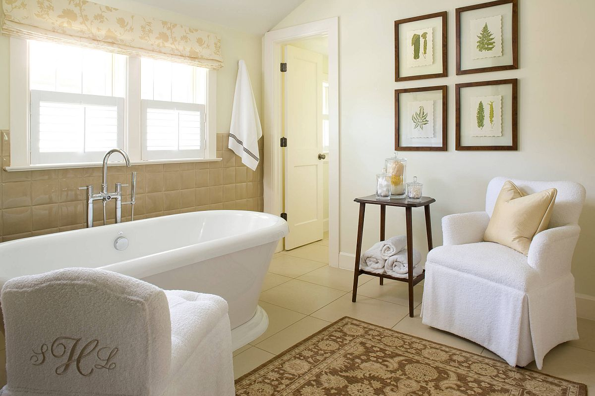 Lovely-framed-botanical-prints-look-good-in-bathrooms-of-all-styles-61546