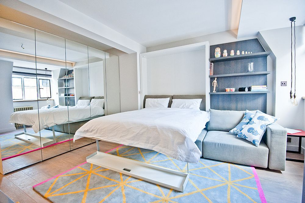 Minimal-bedroom-with-mirrored-wardrobe-doors-and-a-cheerful-ambiance-90327
