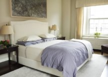 Modern-bedroom-of-New-York-home-in-cream-with-light-violet-accents-and-a-hint-of-greenery-74792-217x155