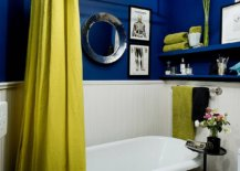Modern-eclectic-bathroom-in-blue-and-white-with-greenish-yellow-thrown-into-the-mix-81116-217x155