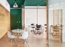 Modern-industrial-office-with-green-ceiling-and-white-decor-19197-217x155
